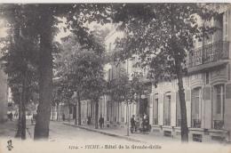 1504  - VICHY -  Hôtel De La Grande -Grille - Vichy