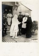 Postcard / ROYALTY / Belgium / Belgique / Roi Albert I / Koning Albert I / Princesse Marie José / Vinkem / 1916 / Unused - Veurne