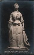 ! Standbild Des 1907 Zu Schwerin Errichteten Denkmals Der Grossherzogin Alexandrine Von Mecklenburg-Schwerin - Schwerin