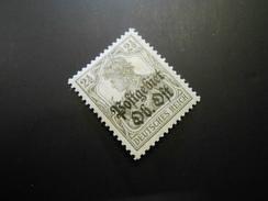 D.R.Mi 6a  2 1/2Pf*/MLH - Deutsche Besetzungsausgaben 1914/18 (Deutsche Post In Polen) - 1916 - Mi € 0,90 - Occupation 1914-18