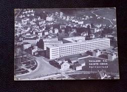 SUISSE - SAINTE CROIX - USINES PAILLARD - Suisse