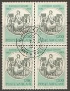 VAT 1983 734 Raffaello Quartina Fu - Usados