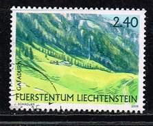 Liechtenstein 2006, Michel# 1426 O     Liechtenstein Upland Pastures