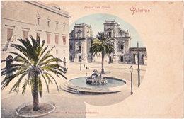 PALERMO. Piazza San Spirito. 14483 - Palermo
