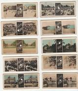 Lot Of 10 Cigarretes Cards XIX Century :Brazil :: Cigarros Veado :Grande Manufactura De..''José Francisco Corrêa & Cia'' - Cigarettes