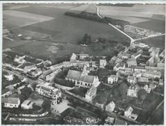 Saint-Gervais-Vue Aérienne (Bords Des Hauteurs Gauche Et Droite,légèrement Découpées,voir Scan)-(CPSM) - Sonstige Gemeinden