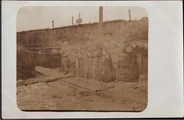 ! Alte Fotokarte , Photo 1918, Militaria, Swidwicki Unterstand, Ukraine, MILITAIRE, 1. Weltkrieg, Guerre - Ukraine