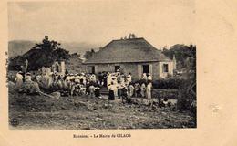 Réunion - Mairie De Cilaos (animation) - La Réunion