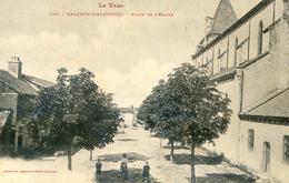 Valence D'Albigeois - Place De L'église - Valence D'Albigeois