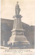 Blandain (Tournai) Monument Aux Morts Inauguré Le 21 Mai 1922 - Tournai