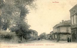 Valence D'Albigeois - Avenue D'Albi - Valence D'Albigeois
