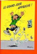 Illustrateur Franquin - Bandes Dessinées -  Lagaffe N°225  (non écrite) - Bandes Dessinées
