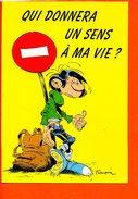 Illustrateur Franquin - Bandes Dessinées -  Lagaffe N°177  (non écrite) - Bandes Dessinées