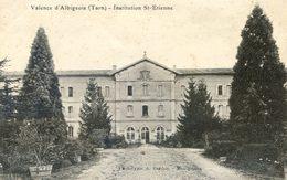 Valence D'Albigeois - Institution St Etienne - Valence D'Albigeois