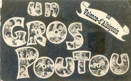 Valence D'Albigeois - Fantaisie - Une Gros Poutou De - Valence D'Albigeois
