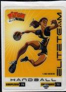 Carte Sport Pitch Pasquier Handball Feminin - Handball