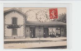 45 BOISCOMMUN Trés Bon Etat  LA GARE - Other Municipalities