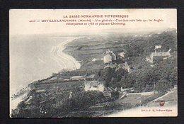 50 Urville Landemer / La Basse Normandie Pittoresque / Verso Cachet Hôpital Dépot De Convalescence N° 88 (Querqueville) - Frankrijk