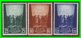 VATICANO  ( CIUDAD DE )  ITALIA   SERIE AÑO 1942 - Vaticano (Ciudad Del)