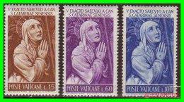 VATICANO  ( CIUDAD DE )  ITALIA   SERIE AÑO 1962 - Nuevos