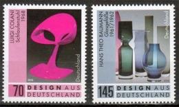 Bund MiNr. 3271/72 ** Design Aus Deutschland - BRD