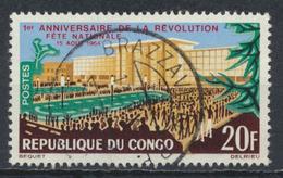 °°° REPUBBLICA DEL CONGO - Y&T N°169 - 1964 °°° - Congo - Brazzaville
