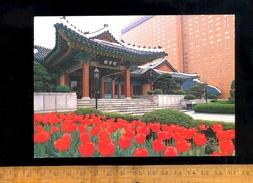 SEOUL Korea Corée : Hotel SHILLA 202 2-Ga Jangchung-Dong Chung-Ku Yeong Bin Gwan Former Stat Guest House - Corea Del Sud