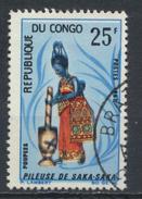°°° REPUBBLICA DEL CONGO - Y&T N°209 - 1967 °°° - Congo - Brazzaville