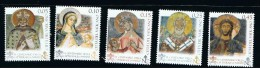 2013 - VATICANO - S24E - SET OF 5 STAMPS ** - Unused Stamps