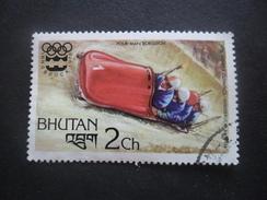 BHOUTAN N°484 Oblitéré - Bhutan