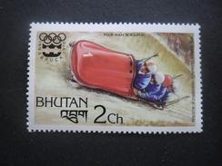 BHOUTAN N°484 Neuf ** - Bhutan