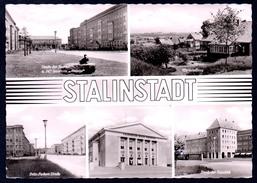 8745- Alte MBK Ansichtskarte - Stalinstadt - Eisenhüttenstadt - N. Gel - Eisenhuettenstadt