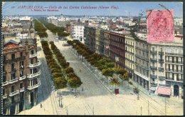 1921 Spain Barcelona Postcard - Iceland - 1889-1931 Kingdom: Alphonse XIII