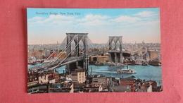 - New York > New York City > Manhattan   Brooklyn    Bridge  =ref 2433 - Manhattan