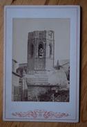 Carpentras : Photo De La Tour Du Clocher De L'Eglise St-Siffrein Sur Cadre Carton épais - Plaatsen