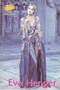 EVA  HENGER -calendario Piccolo 1998 Misure Mm . 70 X 105  (300510) - Formato Piccolo : 1991-00