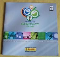 ALBUM FIGURINE COMPLETO Di Tutte Le Figurine -Mondiali 2006 (180213) - Stickers