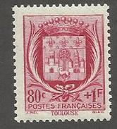 FRANCE - N°YT 530 NEUF** SANS CHARNIERE - COTE YT : 3€ - 1941 - France