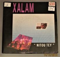 45T XALAM : Nitou Tey - World Music