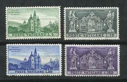 Vaticano. 1957_8 Centenario De La Basílica De Mariazell - Vaticano (Ciudad Del)