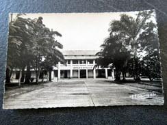 CPSM - A. E. F. - BRAZZAVILLE - La Gare - Brazzaville