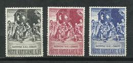 Vaticano. 1959_Navidad. - Vaticano (Ciudad Del)