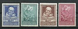 Vaticano. 1960_5º Centenario De La Muerte De San Antonin. - Vaticano (Ciudad Del)
