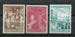 Vaticano. 1960_Traslado De Pio X - Vaticano (Ciudad Del)
