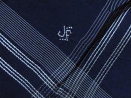Ancien - Mouchoir/pochette Avec Initiales JF - Mouchoirs