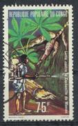 °°° REPUBBLICA DEL CONGO - Y&T N°646 - 1981 °°° - Congo - Brazzaville