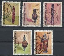 °°° REPUBBLICA DEL CONGO - Y&T N°649/53 - 1981 °°° - Congo - Brazzaville