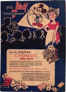 Plus De 40 Differents Protège Cahier - Fameux PUB Pour Divers Marques Aussi Mickey Mouse, Illustrateurs, Tres Bonne état - Protège-cahiers