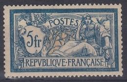 France 1900/1927 - N°123**  - Merson - 1900-27 Merson