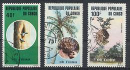 °°° REPUBBLICA DEL CONGO - Y&T N°688/90 - 1982 °°° - Congo - Brazzaville